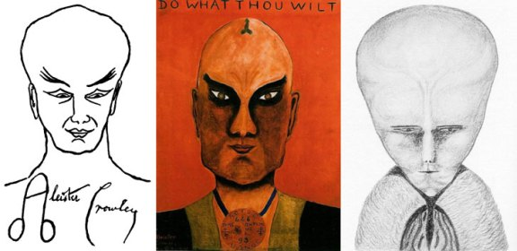 lam-aleister-crowley-alien-portrait